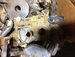 John Deere Cable Drive Vac Meter gearbox