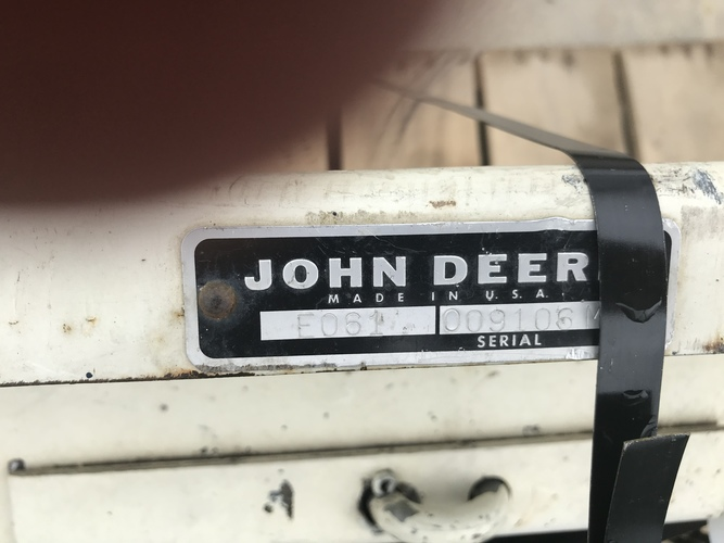 John Deere 54