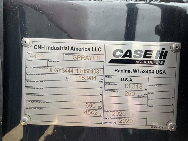 Case Ih 4440