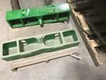 John Deere R82549 front weight support