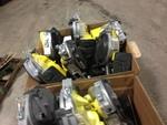 John Deere pro series Vac meter w/ mini hopper less drive