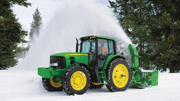 Frontier Snow Blowers