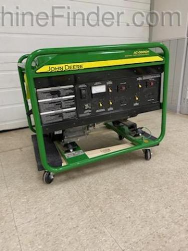 John Deere AC-G6010H Generator