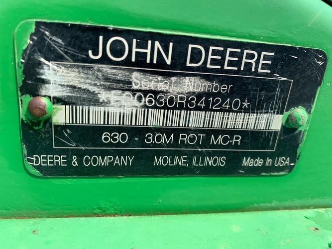 John Deere 630