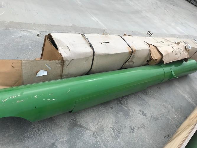 John Deere AH99414 UNLOADING AUGER TUBE