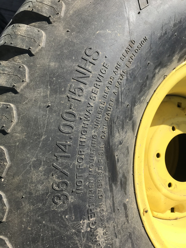 John Deere LVB25556 LVB25555