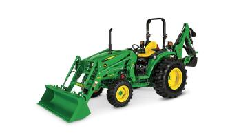 4-Family Compact Tractors