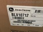"John Deere 60"" DRIVE OVER AUTOCONNECT DECK"
