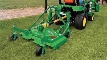 Cutting and Mowing Equipment