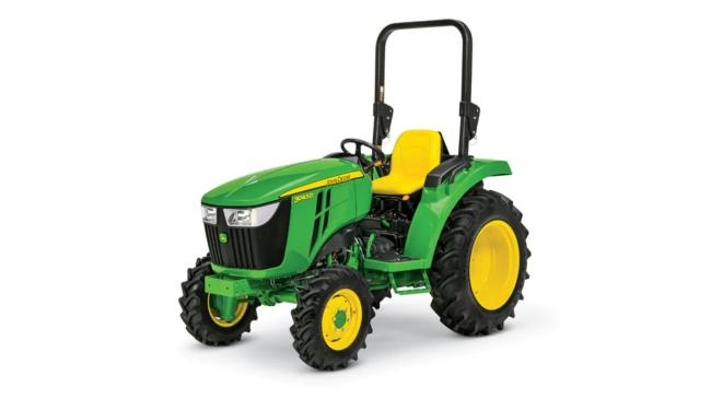 3043D Compact Tractor
