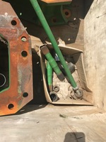 John Deere BH92259 Axle Extensions