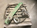 John Deere RE269431 Tow Cable Kit 9020