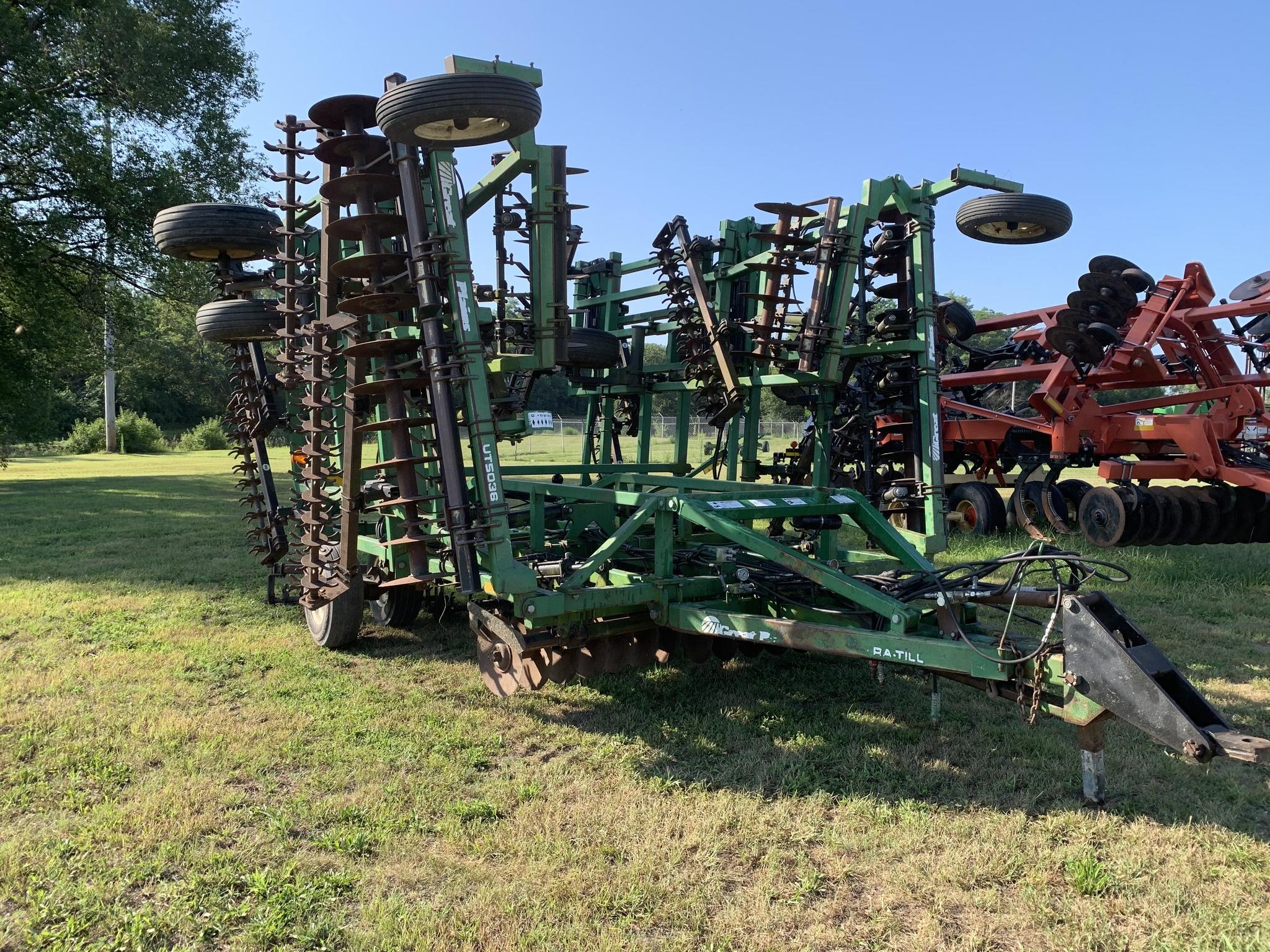 2005 Great Plains UT5036