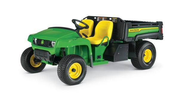 John Deere TE 4x2 Electric (2021)