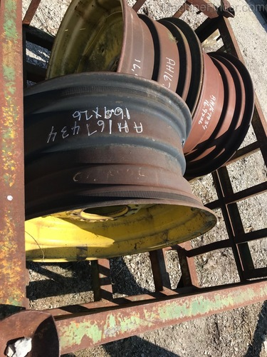 John Deere AH167434 WHEEL