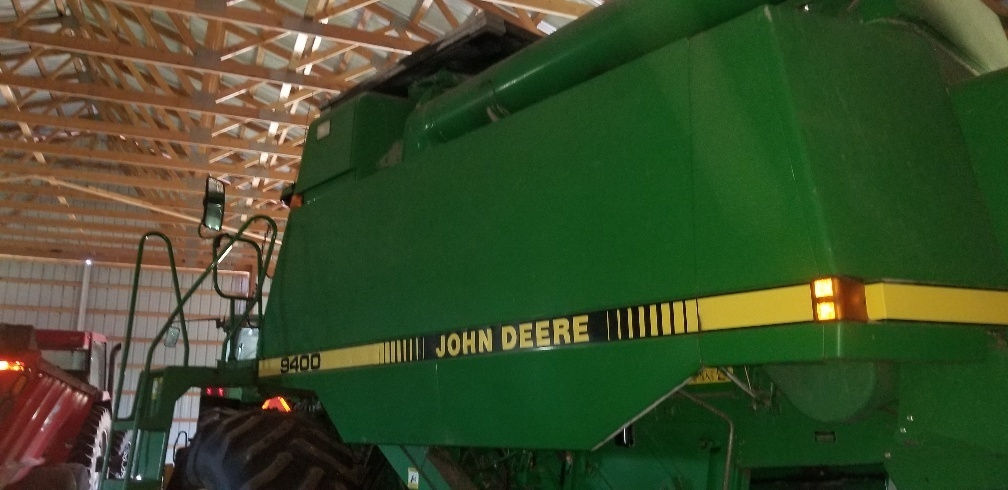 John Deere 9400