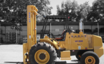Harlo Forklifts HP8500
