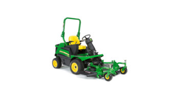 Front & Wide Area Mowers