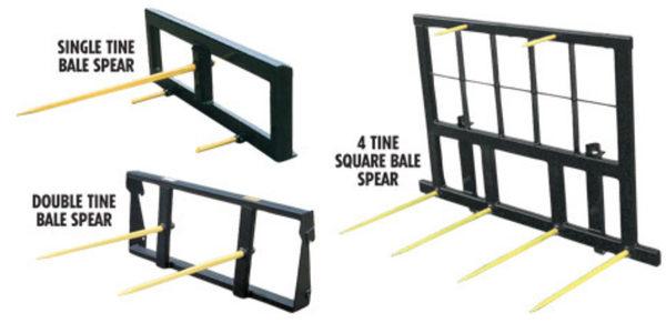 Koyker Single Tine Bale Spear