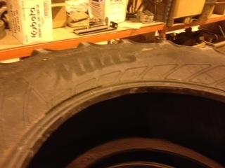 Mitas 650/65R38 - new