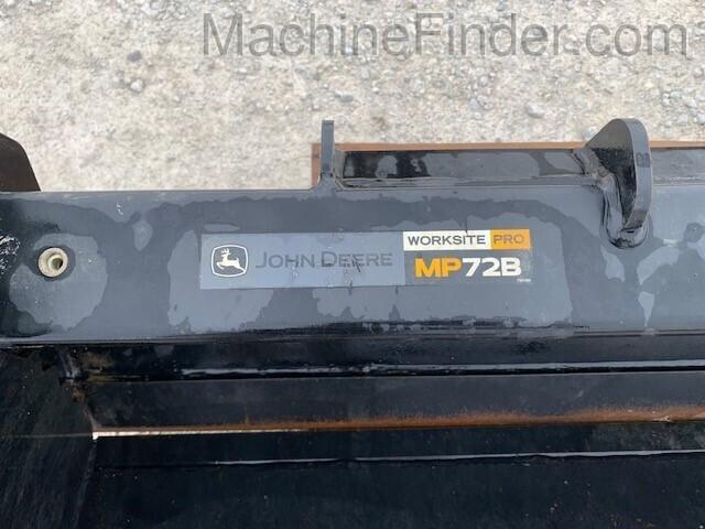 John Deere MP72B