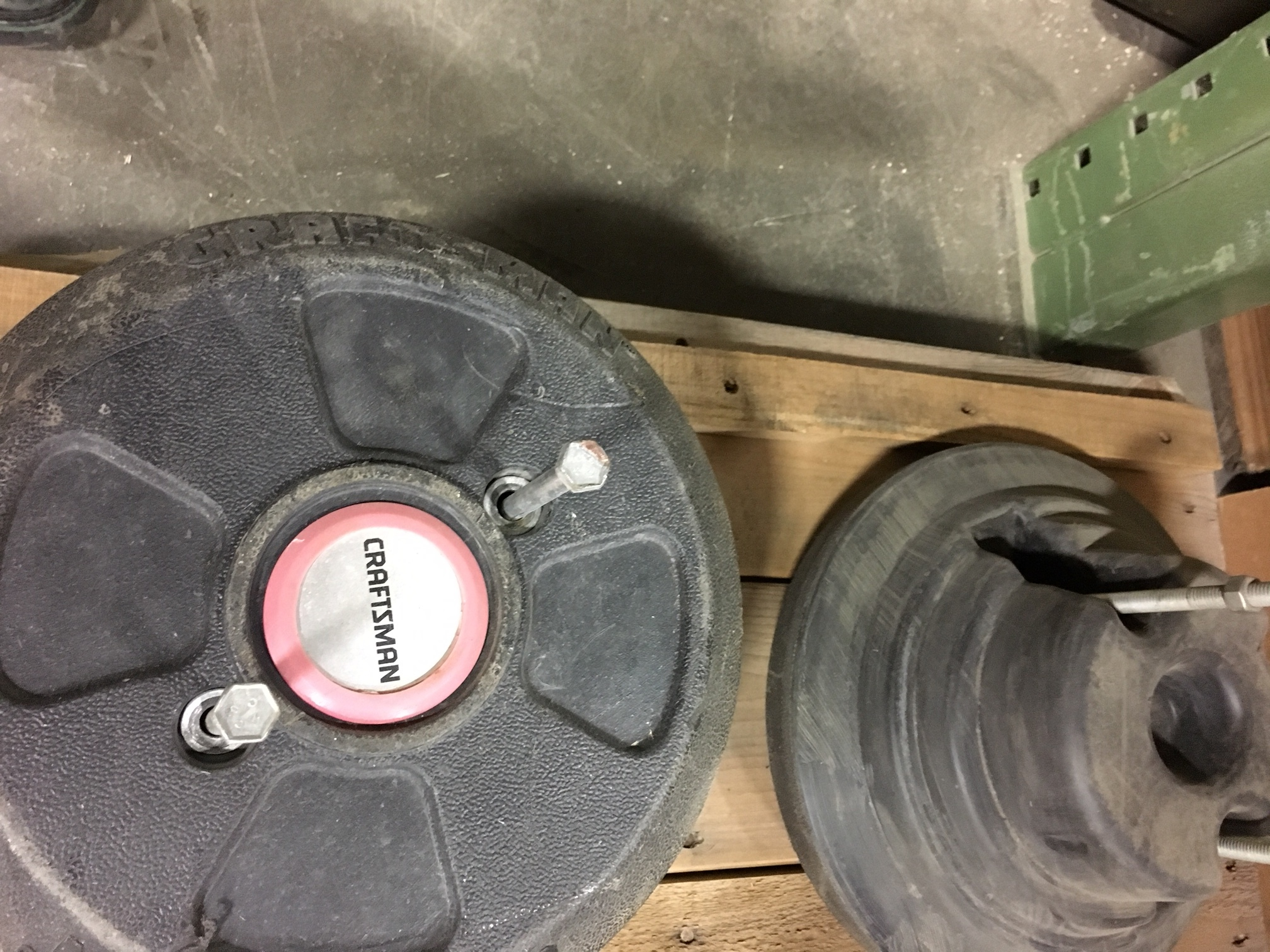 Craftsman 30 LB WHEEL WEIGHTS