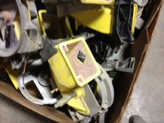 John Deere CCS VAC METER Housing only