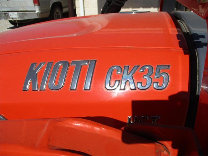 KIOTI CK35