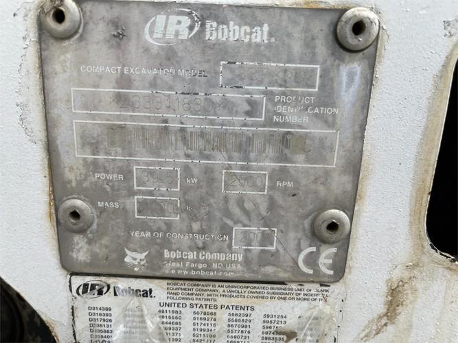 BOBCAT 337