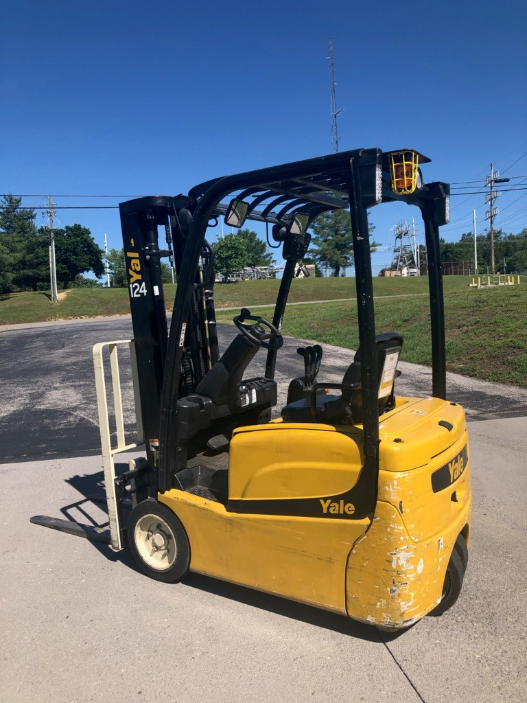 Used Equipment | Wheeler Material Handling