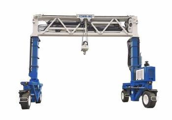 Combilift Straddle Carriers