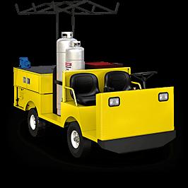 MX-360 Maintenance Truck
