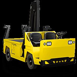 MX-480 Crane Truck