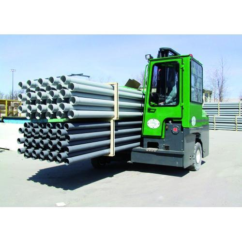Wheeler Material Handling offers many unique material handling solutions. We're featuring Combilift - a true space saving solution.