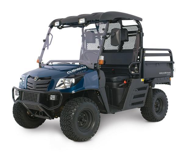 Cushman Hauler® 4x4 Diesel