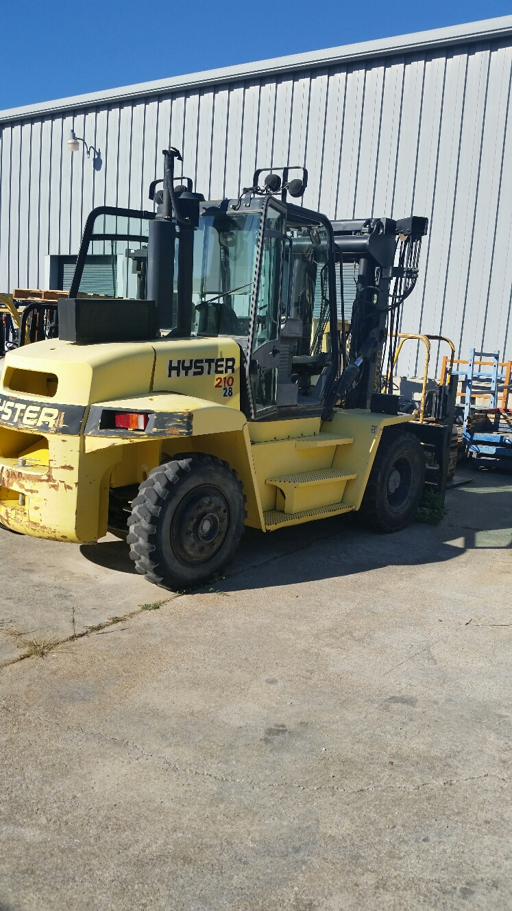 2006 Hyster H210HD