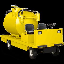 MX-660 Vacuum Truck